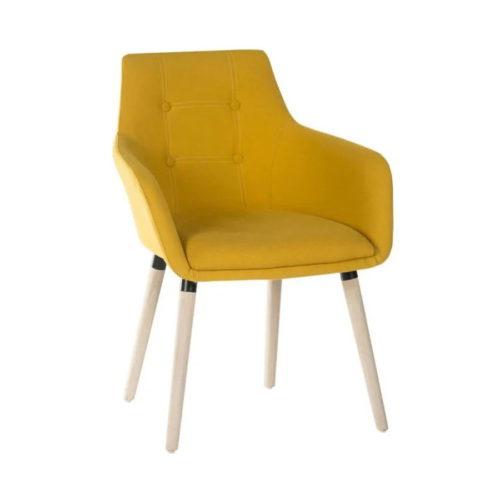Sark Designer Chairs Yellow
